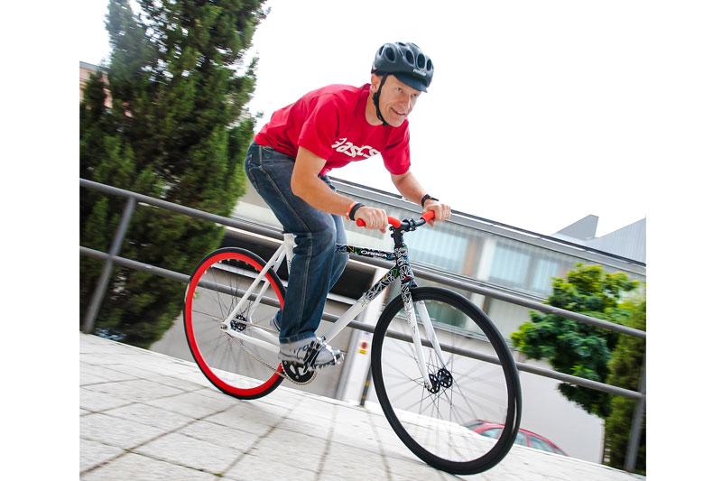 Bicicleta fixie-siglespeed