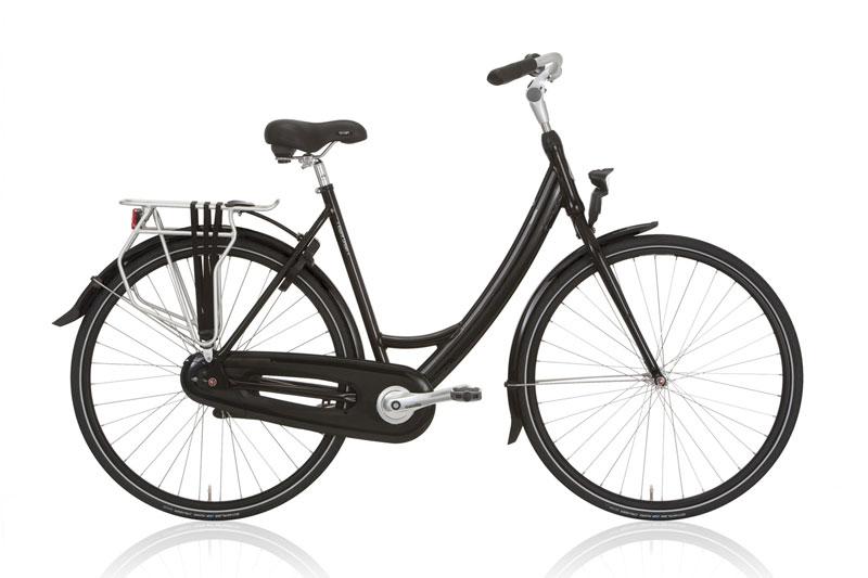 Bicicleta urbana de paseo