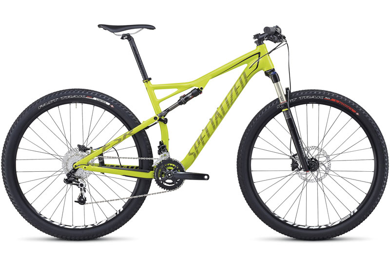 Bicicleta doble de Rally