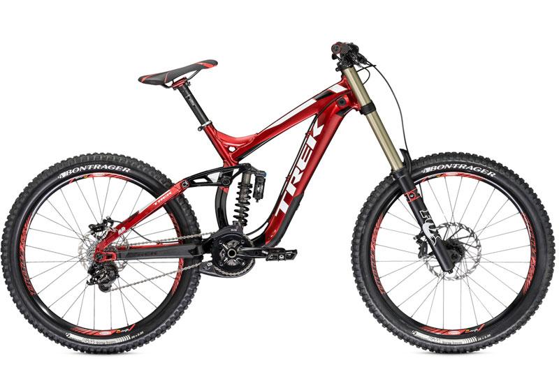 Bicicleta doble de descenso (Downhill o DH)