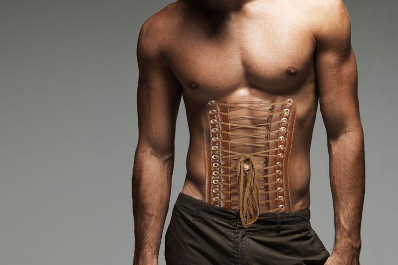 Los abdominales que quitan tripa