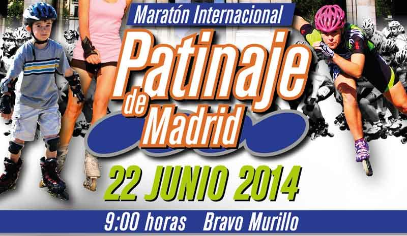Apúntate al Maratón de Patinaje de Madrid