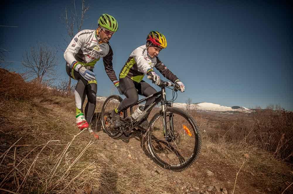 ¿Quieres que tu hijo aprenda mountain bike con José Antonio Hermida?