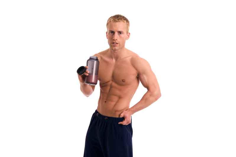 ¿Qué tengo que beber para entrenar?
