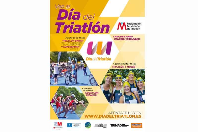 Aprovecha la mejor oportunidad para debutar en triatlón