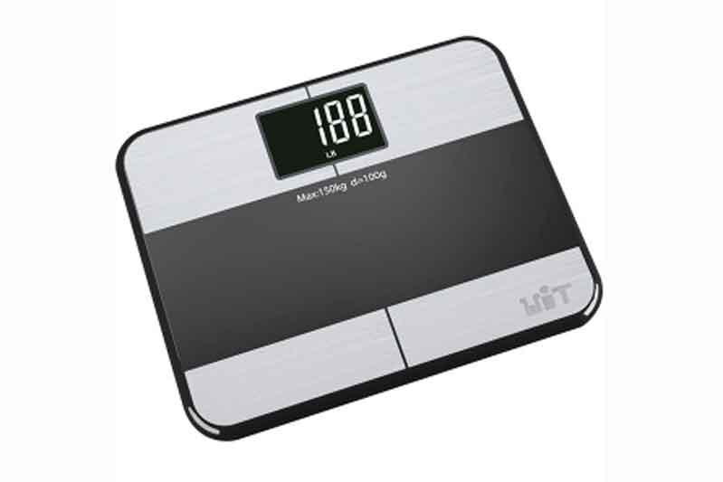 Consigue con tu suscripción a Sport Life la báscula que te informa de tu porcentaje de grasa