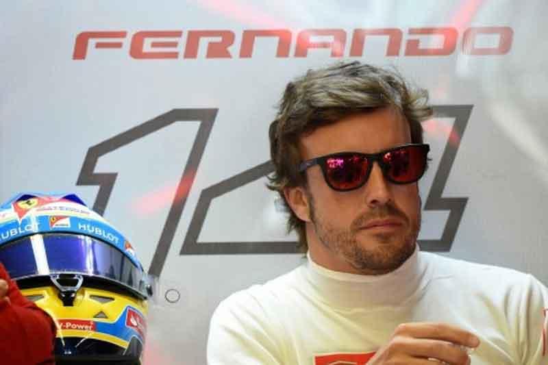 Los trucos de Fernando Alonso