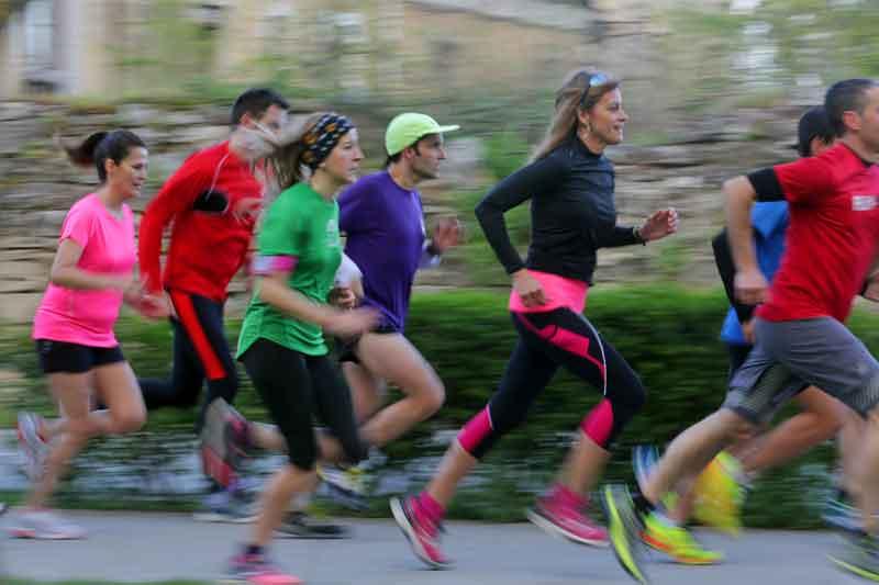 ¡Pamplona a la carrera! I San Fermín Marathon