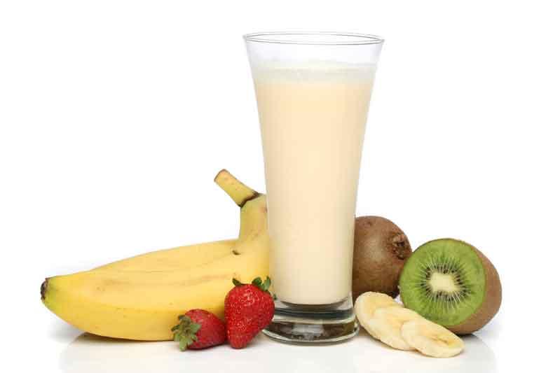 ¿Plátano o bebida deportiva?