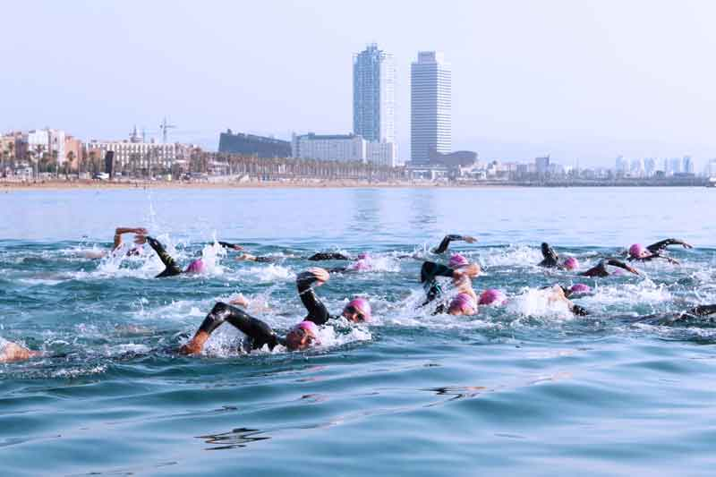 Vuelve Sailfish SwimBarcelona