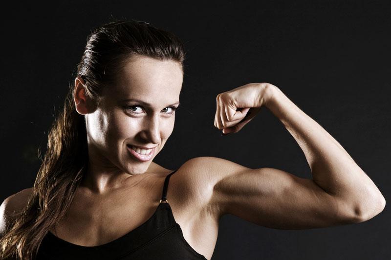 Define tus músculos