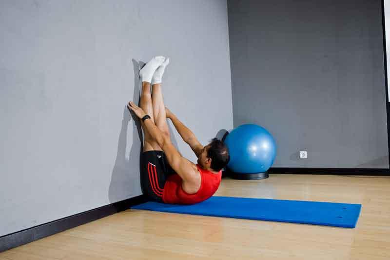 El test que mide tu fuerza abdominal
