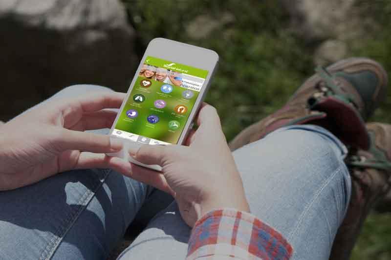La app más natural y saludable