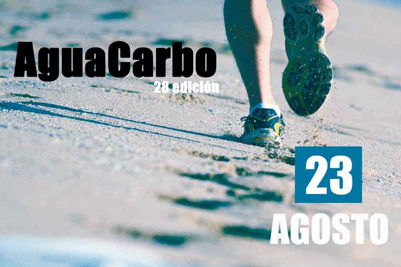 Apúntate a la carrera de AguaCarbo