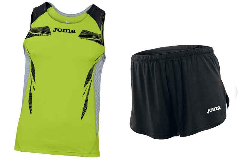 Running verano 2014: Joma