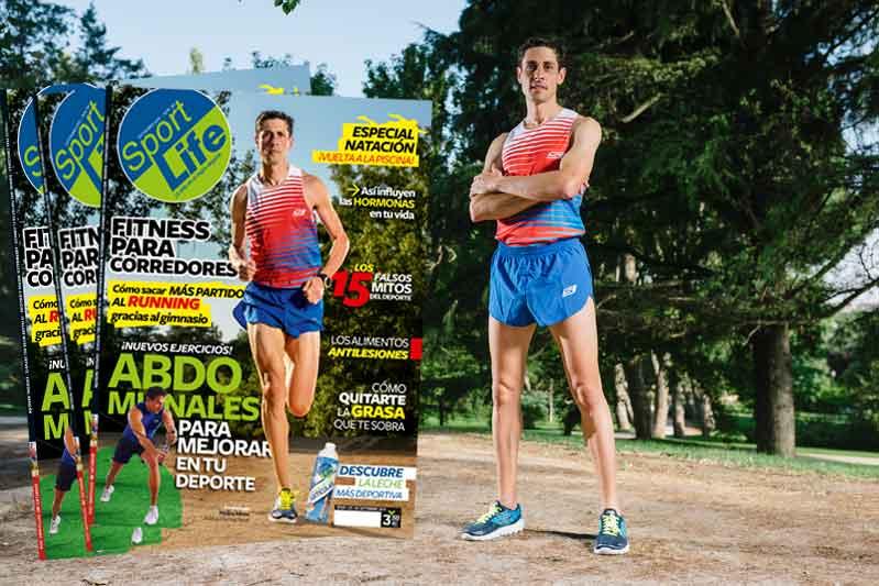 Abdominales para tu deporte con el número de septiembre de Sport Life