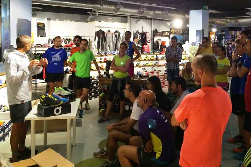 On Running Demo Tour 2014-15 llega a Valencia