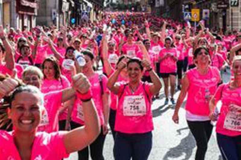 La feria de la mujer, el deporte y la salud llega a Barcelona