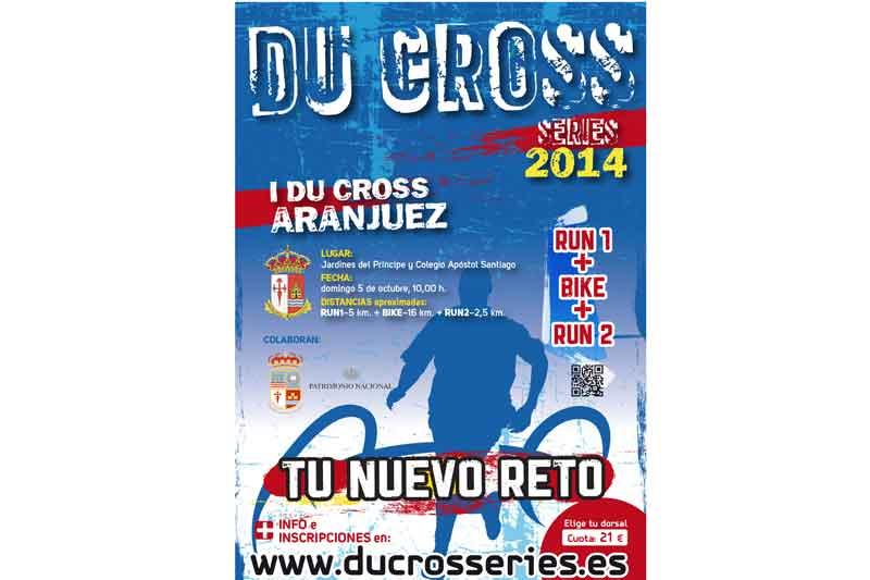 Du Cross Series llega a Aranjuez
