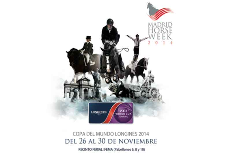 Madrid Horse Week: llega la gran fiesta del mundo ecuestre