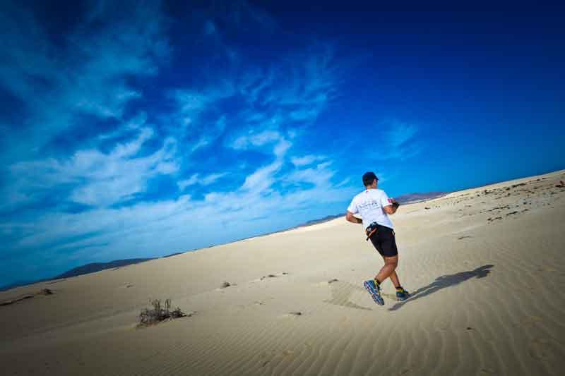 Medio Maratón Dunas de Fuerteventura