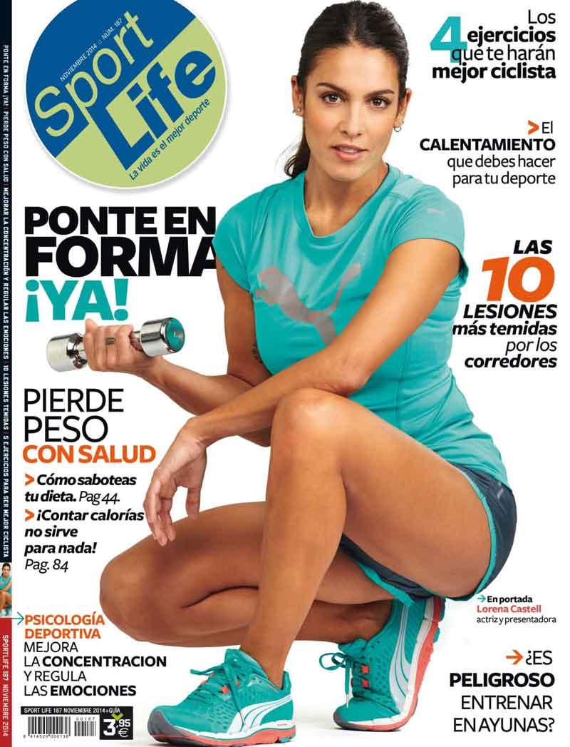 Sumario Sport Life 187 noviembre 2014
