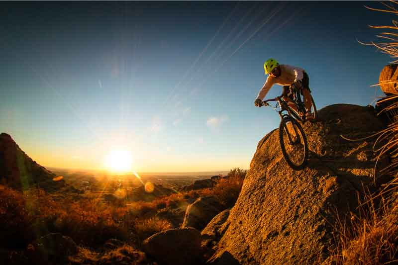 Las 10 claves del mountain bike