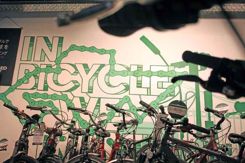 In Bicycle We Trust ¡y a sacar la bici!