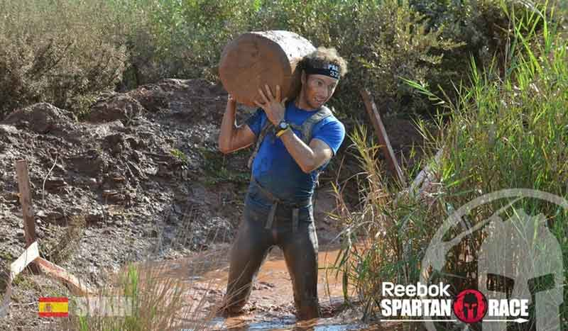 La aventura de la Reebok Spartan Race