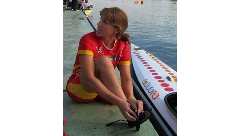 Remando hacia Río: entrevista a Silvia Elvira
