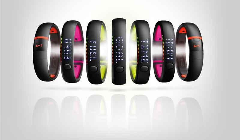 Vuelve Nike+ Fuelband