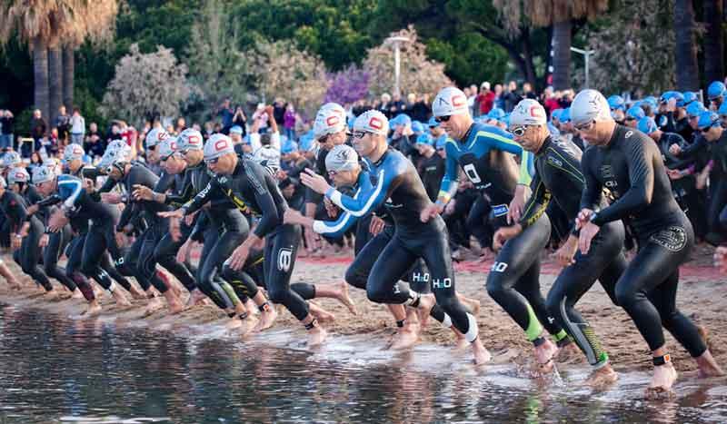 Cannes International Triathlon te ofrece un reto de película