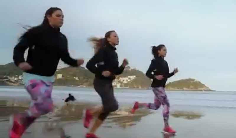 La magia del running y de las chicas de adidas