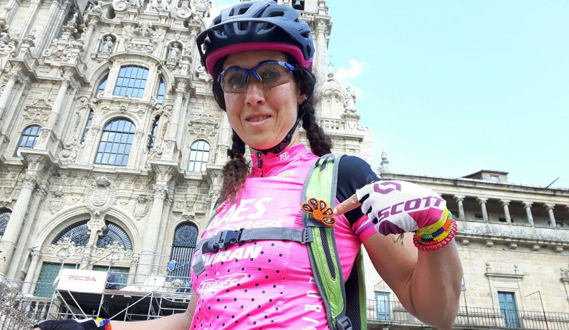 GAES Pilgrim Race 2018 Madrid a Santiago en bici