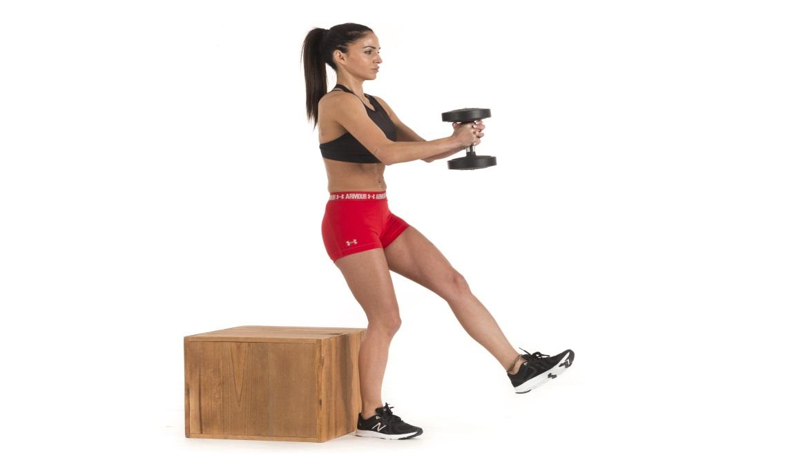 Los ejercicios que toda corredora debe hacer