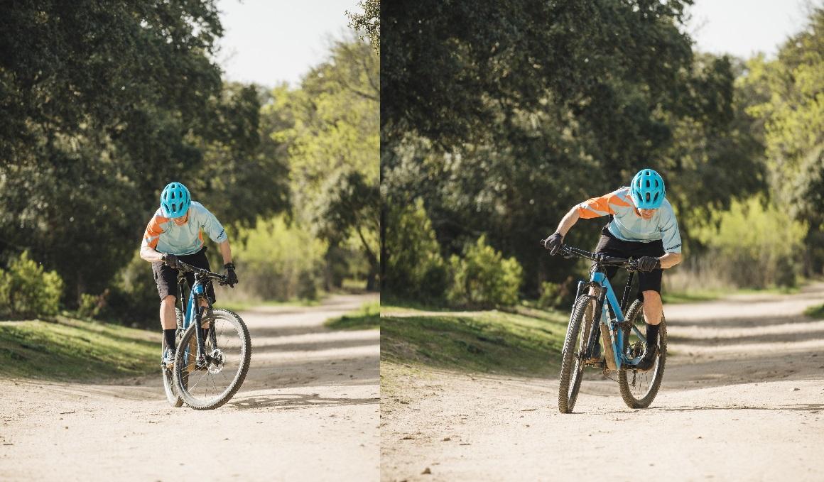 Aprende a acelerar en bici... ¡sin dar una sola pedalada!