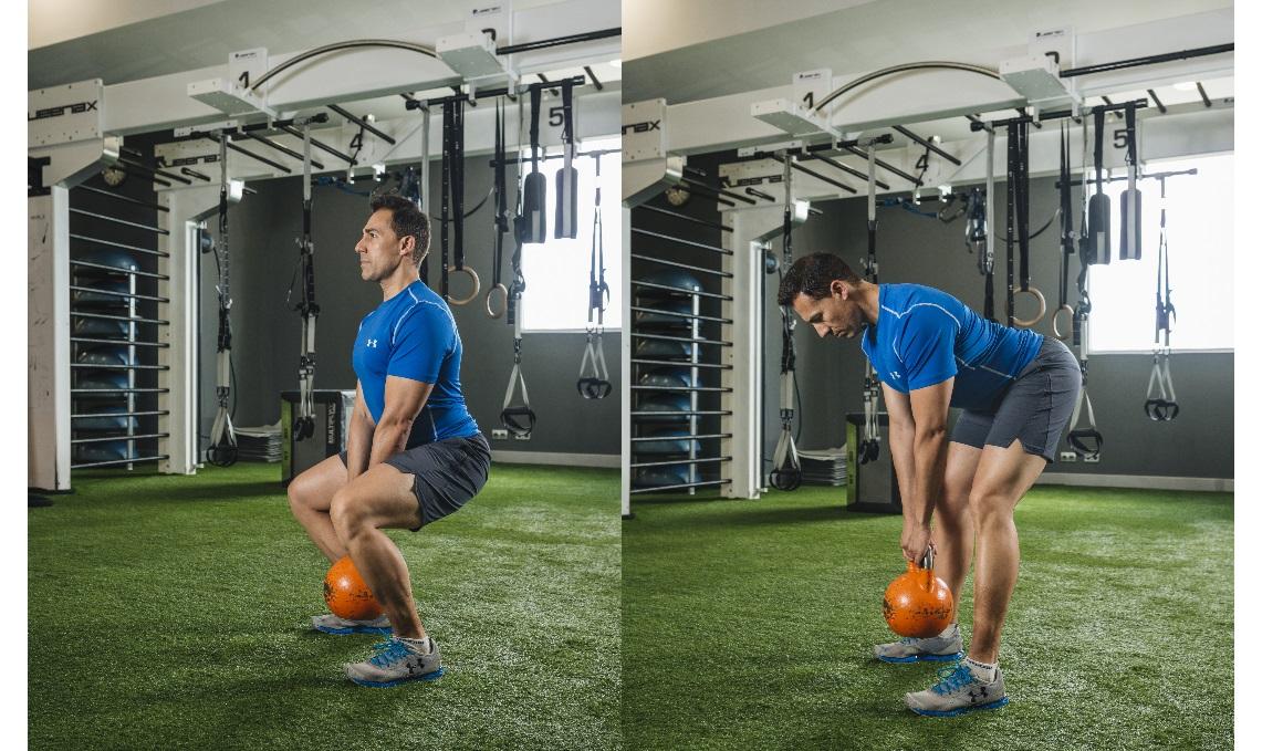 7 ejercicios para estirar con fuerza el tren inferior