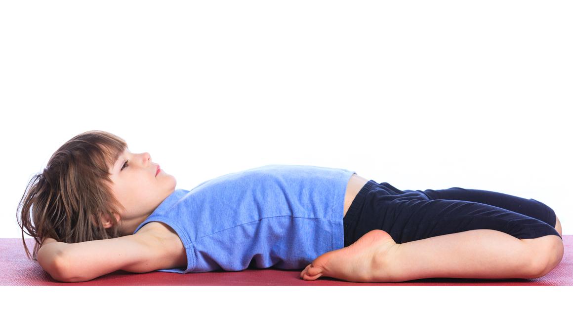 circuito de yoga para niños