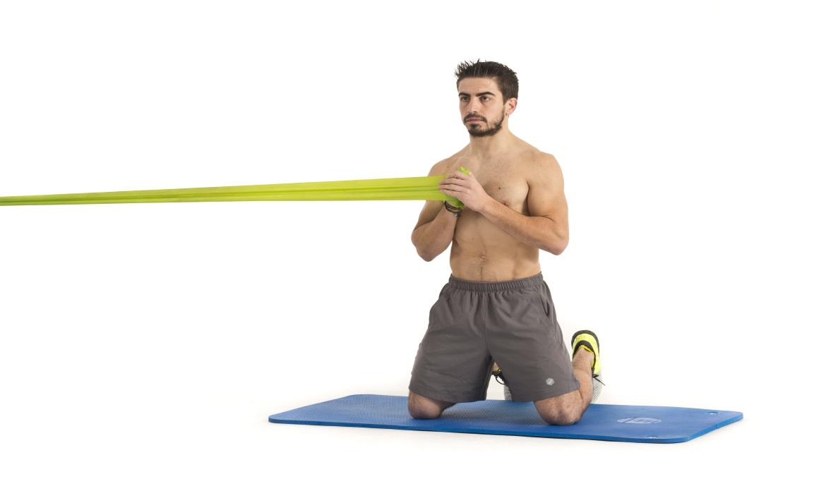 Entrena el core con estos 5 ejercicios con tensor