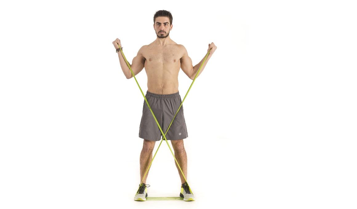 10 ejercicios con tensor para miembro superior