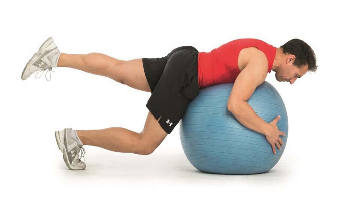Entrena tus abdominales en pirámide