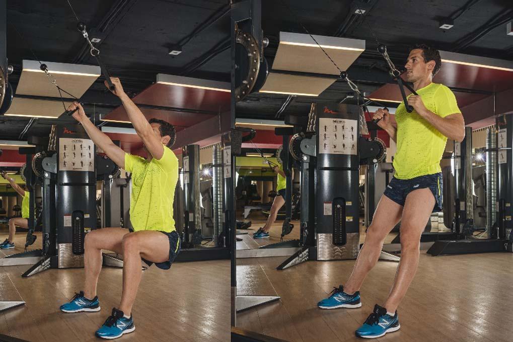 Cómo conseguir unas piernas de acero
