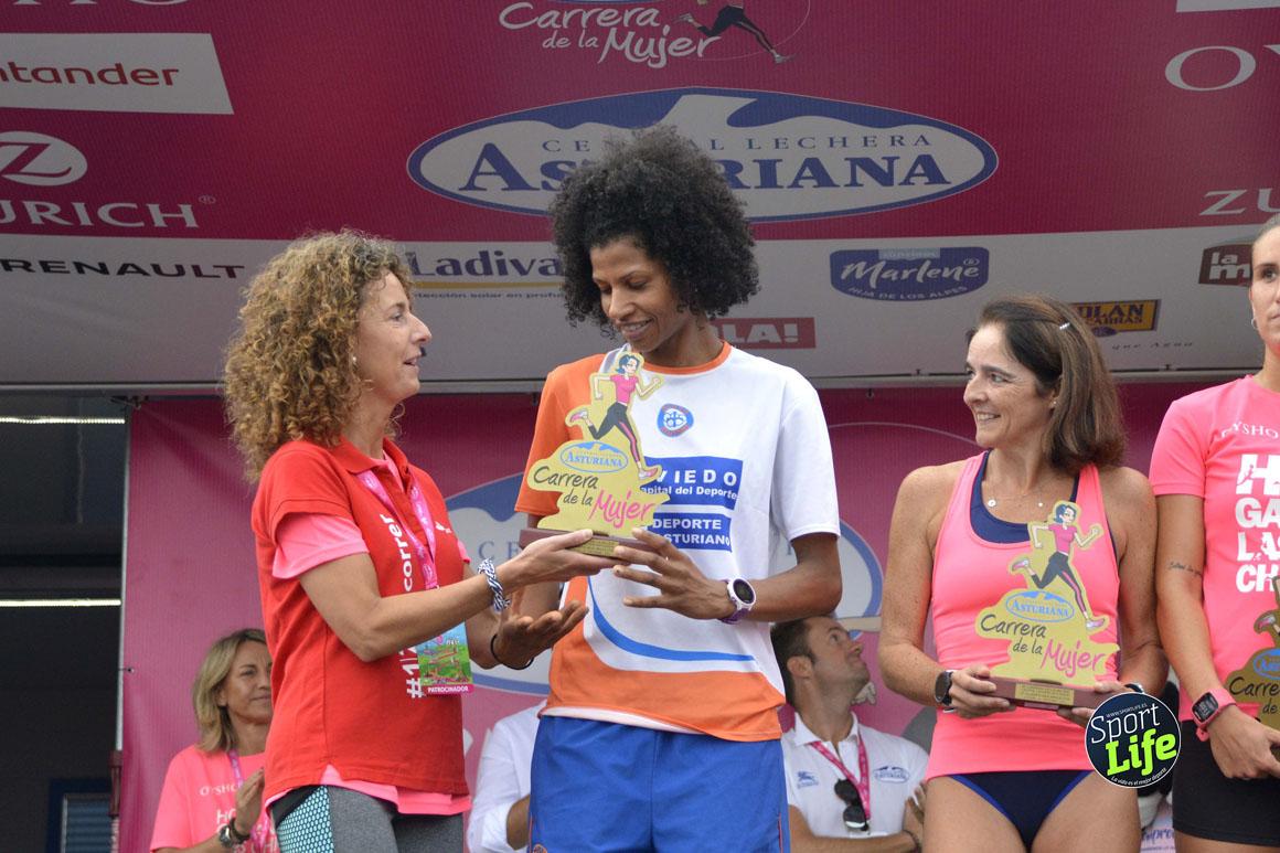 Las 30 mejores fotos de la Carrera de la Mujer de A Coruña
