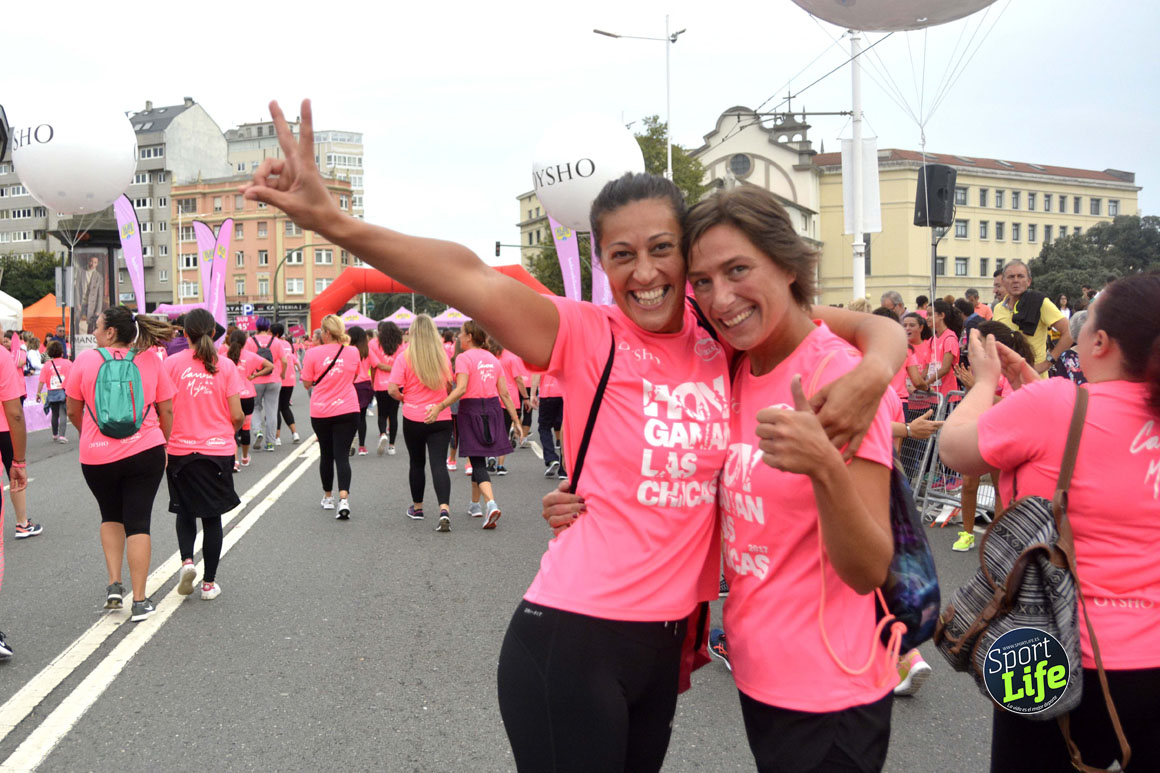 Más fotos de la Carrera de la Mujer de A Coruña 2018