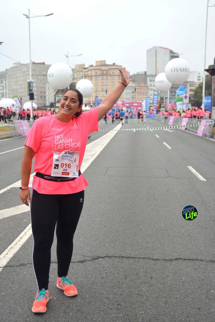 30 fotos de la Carrera de la Mujer de A Coruña 2018