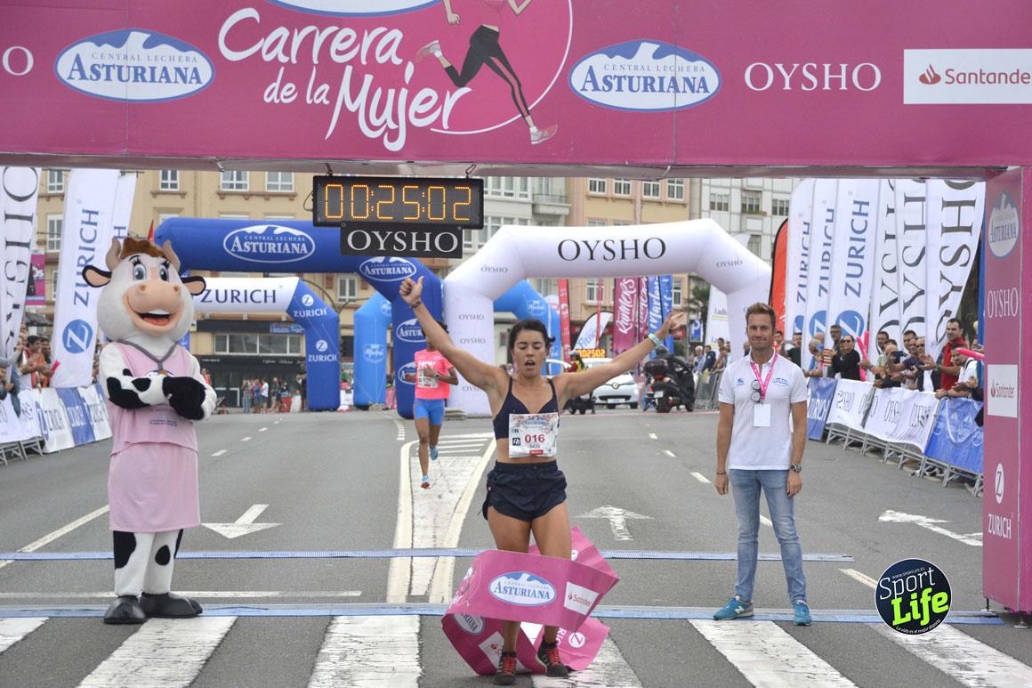 Últimas fotos de la Carrera de la Mujer de A Coruña 2018