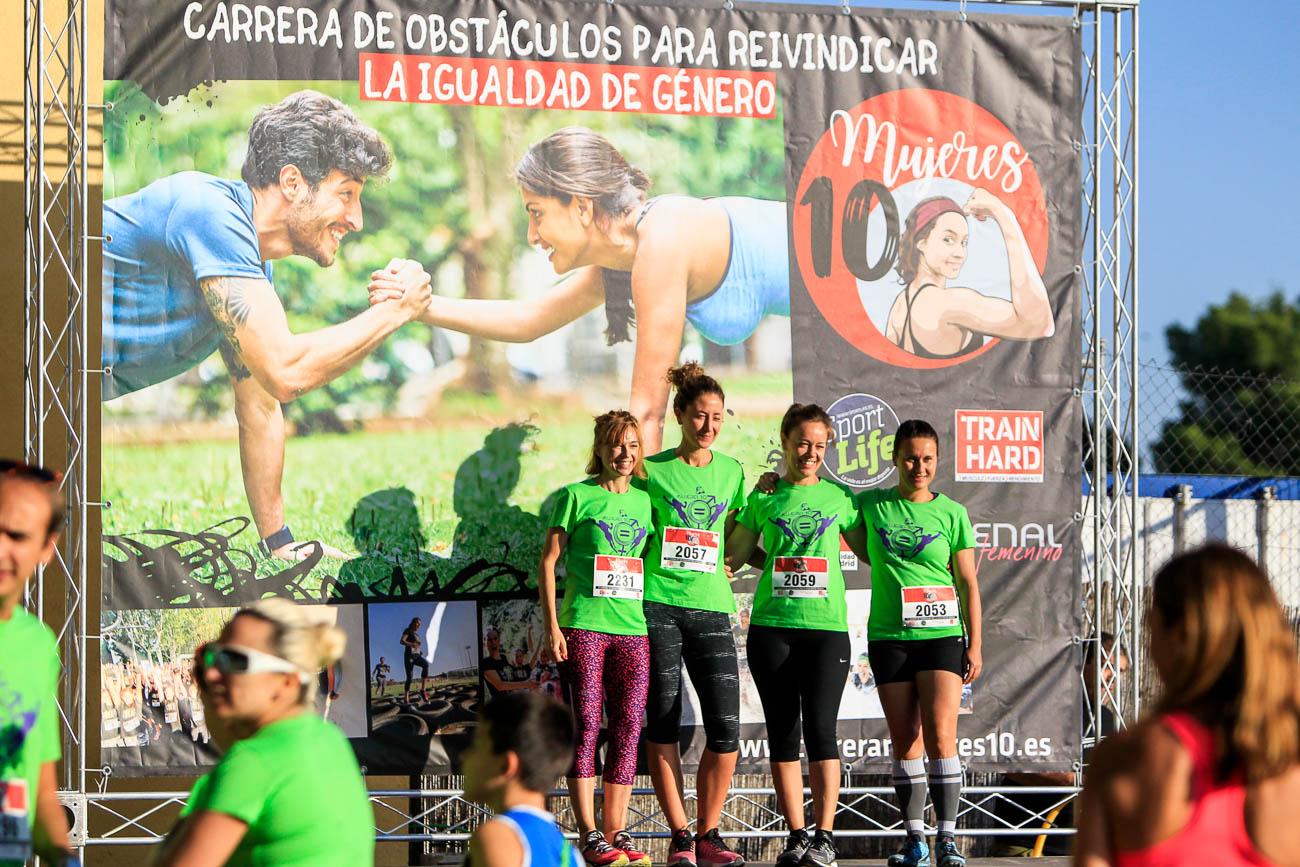 Las mejores fotos de la Carrera Mujeres 10 (1)