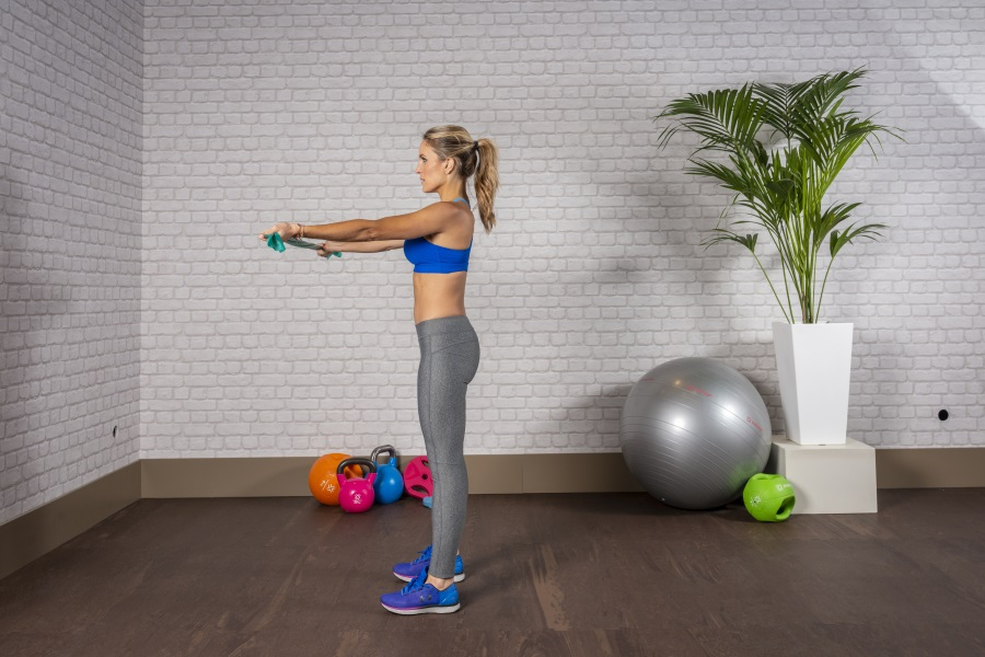 Practica el interval  training sin moverte de casa