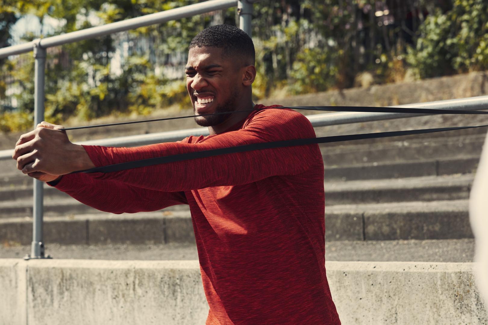Under Armour junta a sus mejores deportistas en Will makes us family