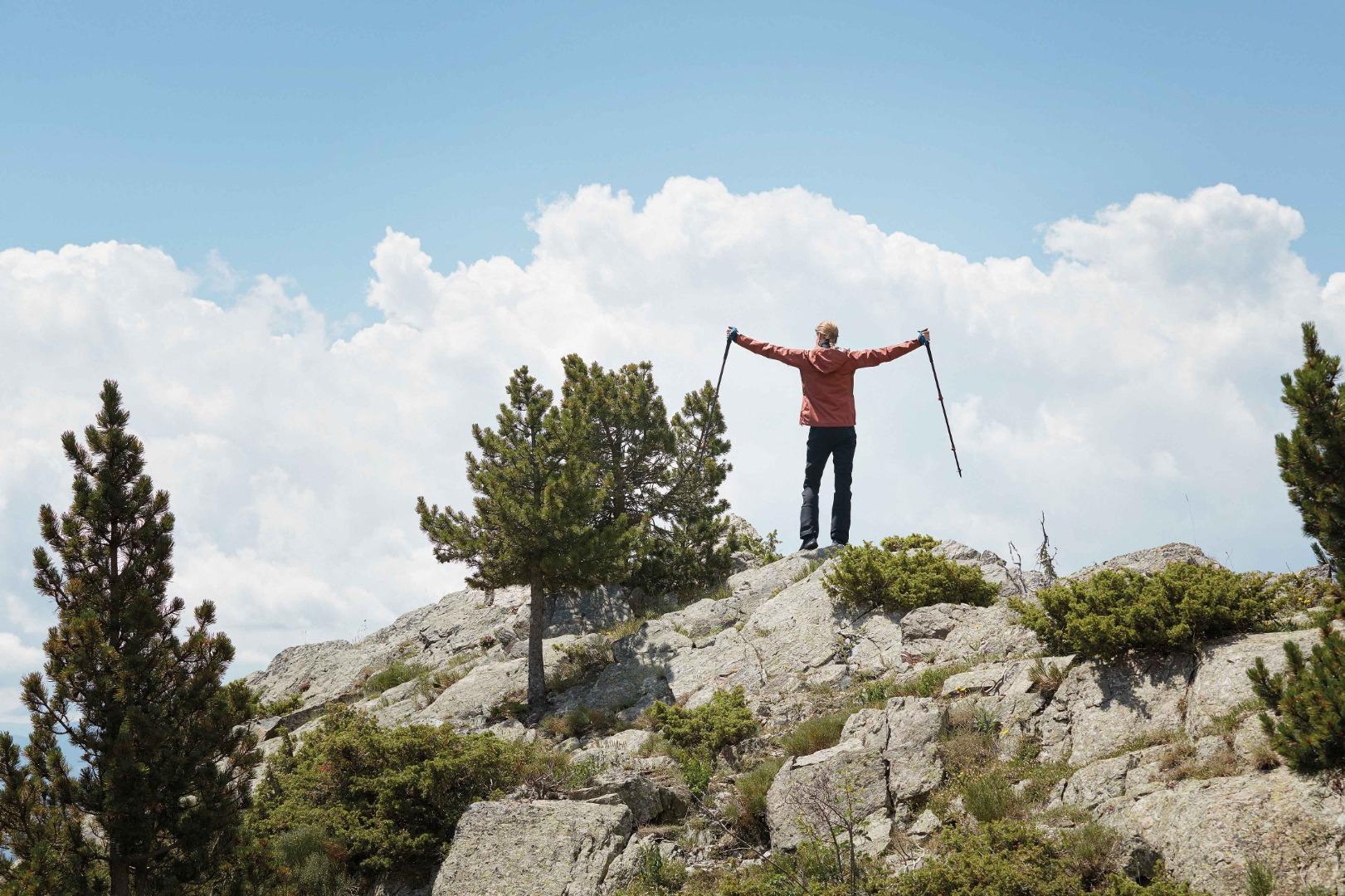 Oysho entra en el mundo del trekking